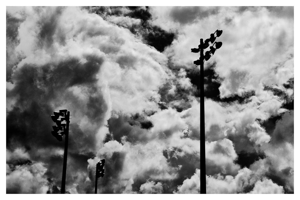 Ball Park Sky