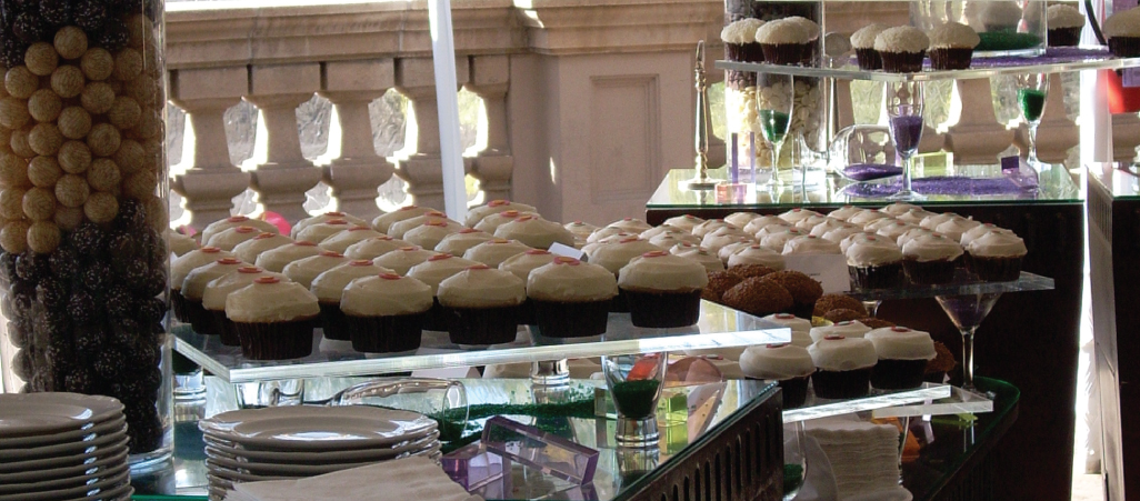 Corporate Event | Cupcake Display