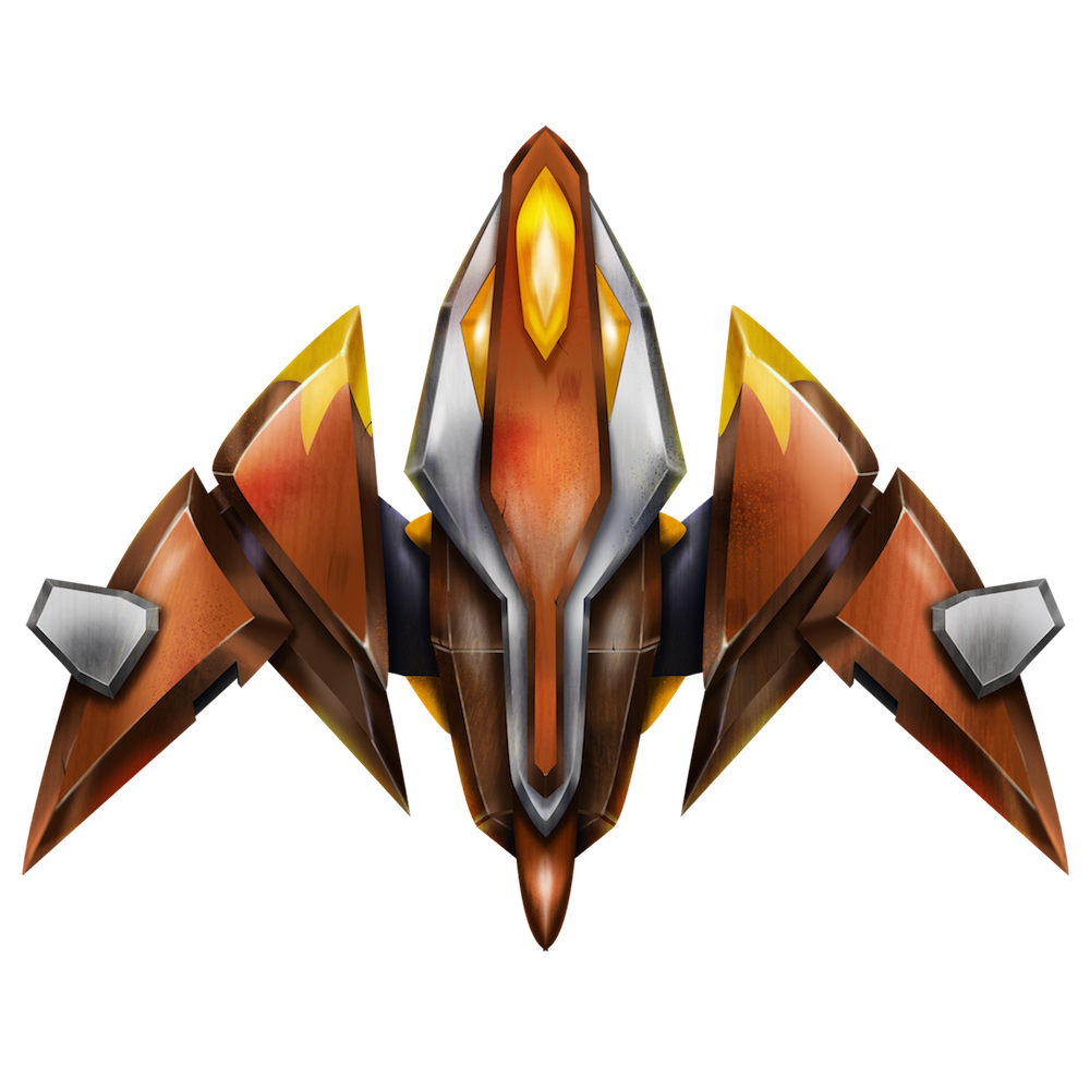 Player spaceship 1