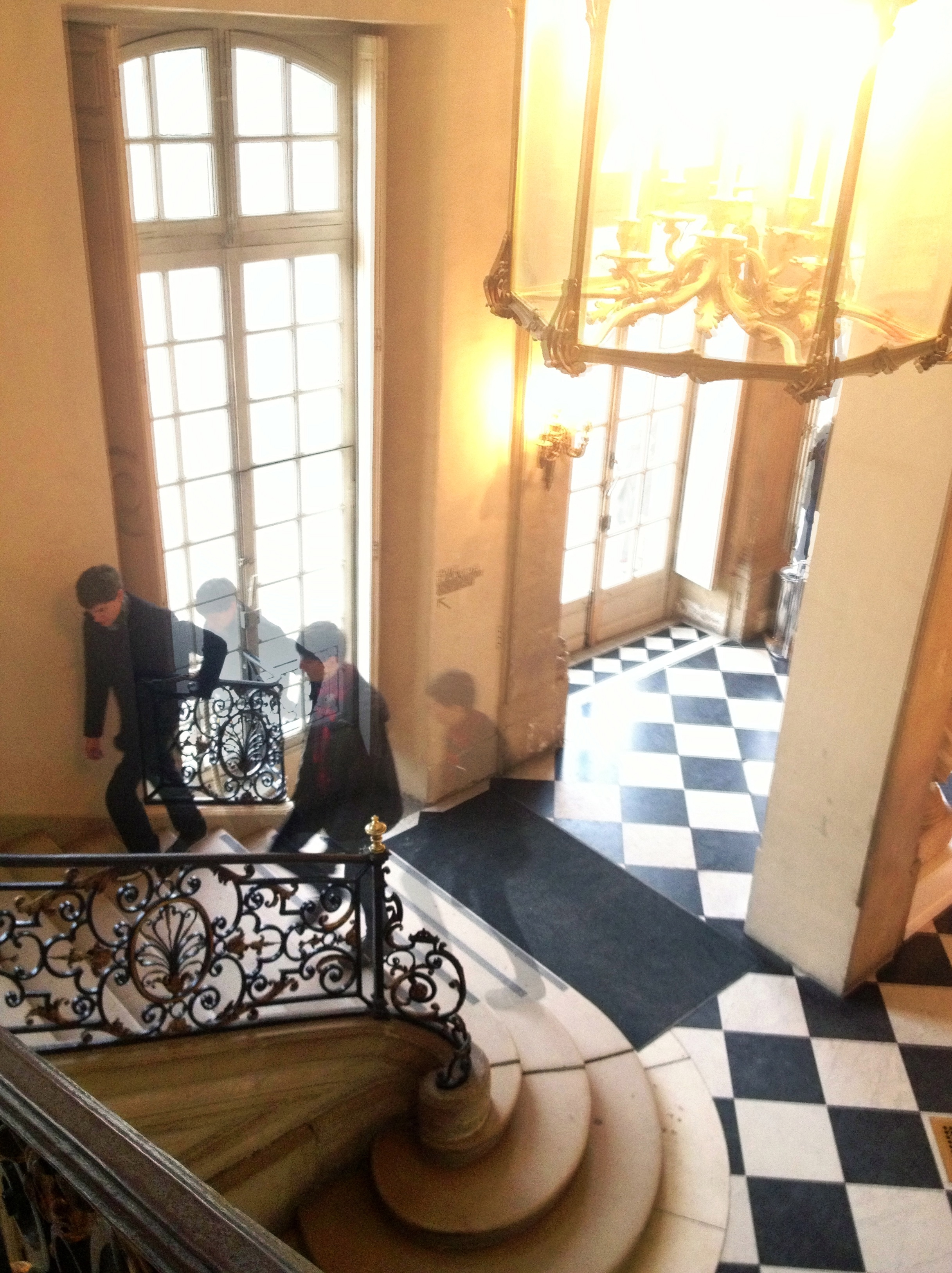 Musee Rodin, Staircase: Time Passes
