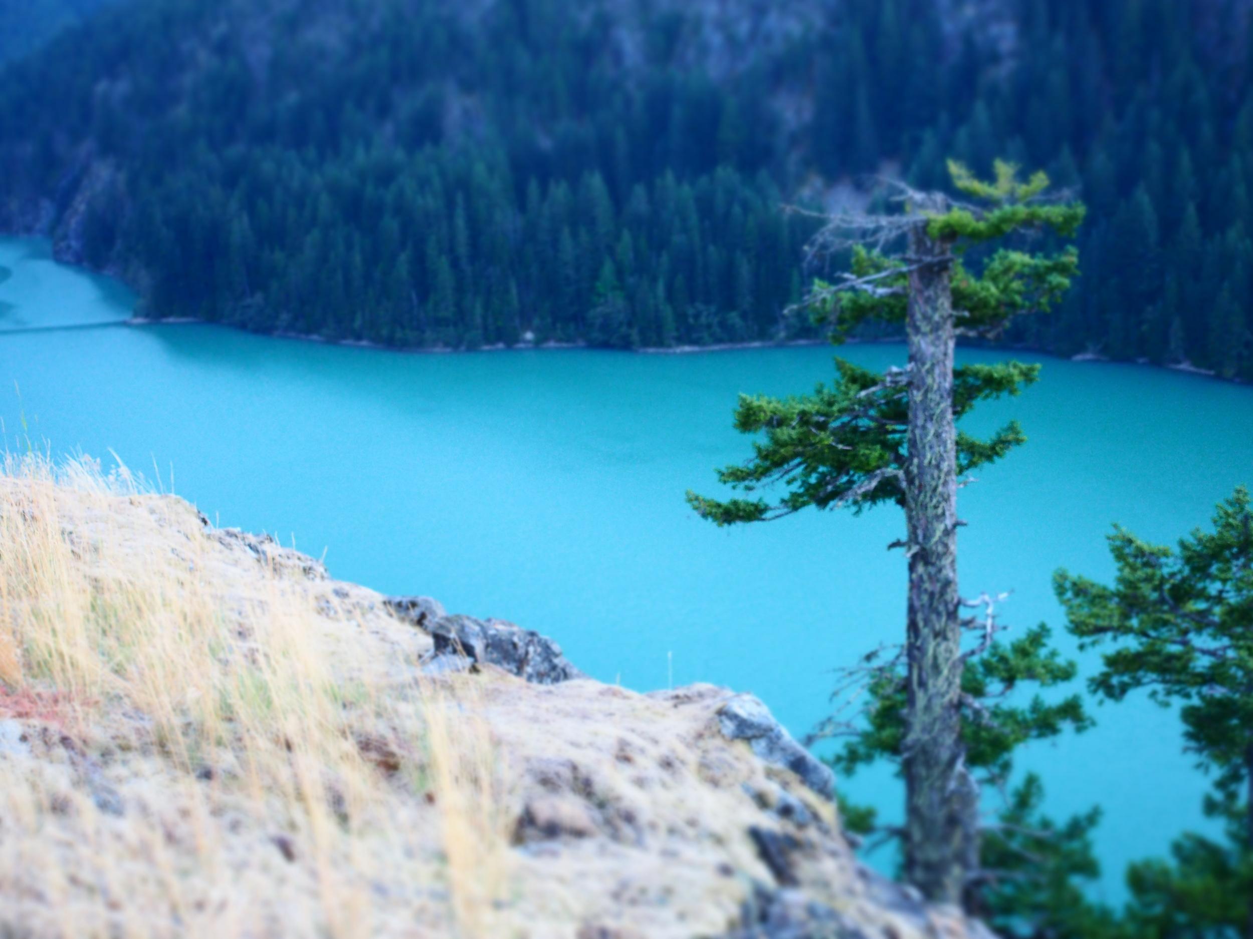 Lake Diablo, Washington