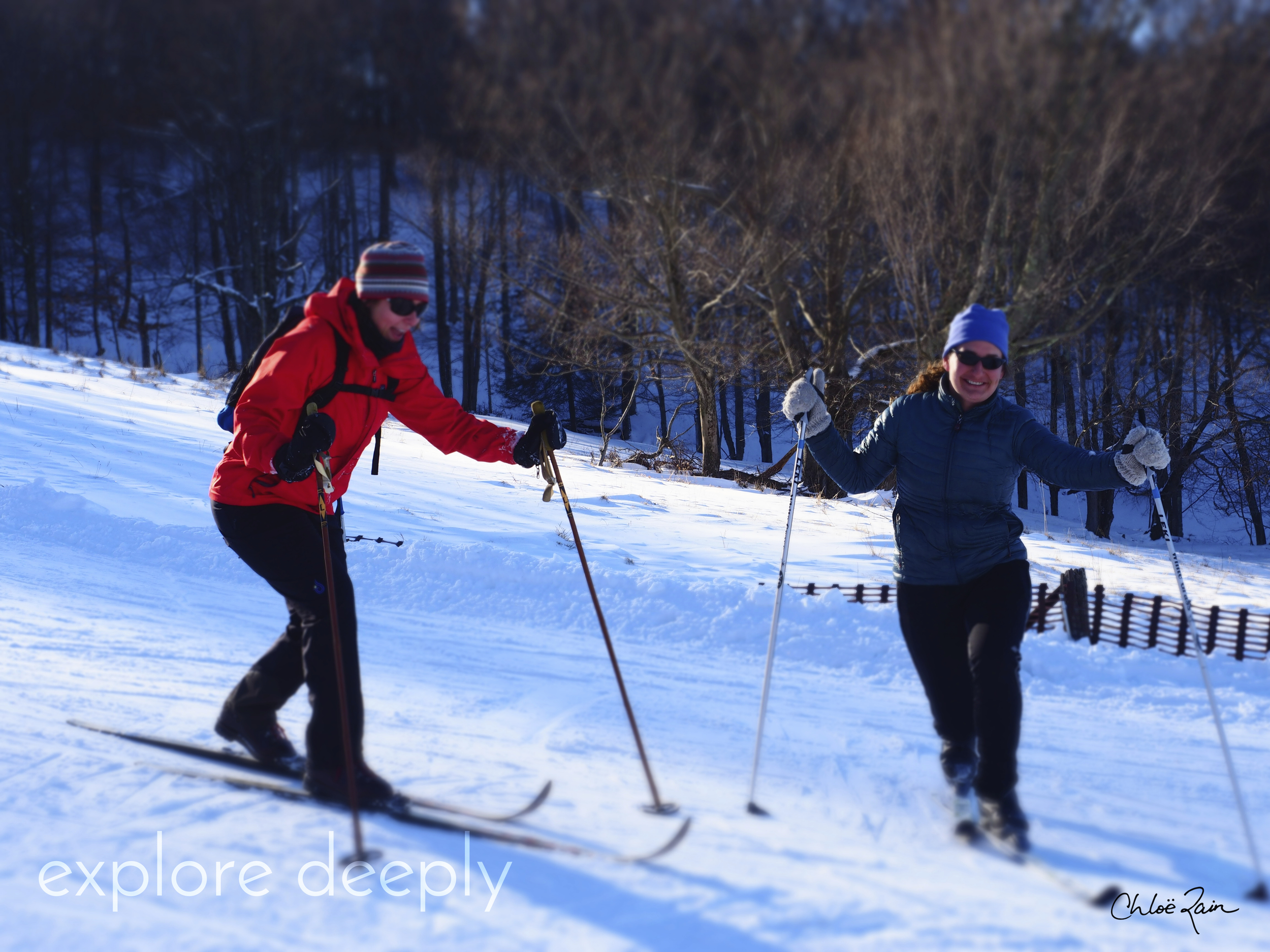 Whitegrass Ski Touring Center