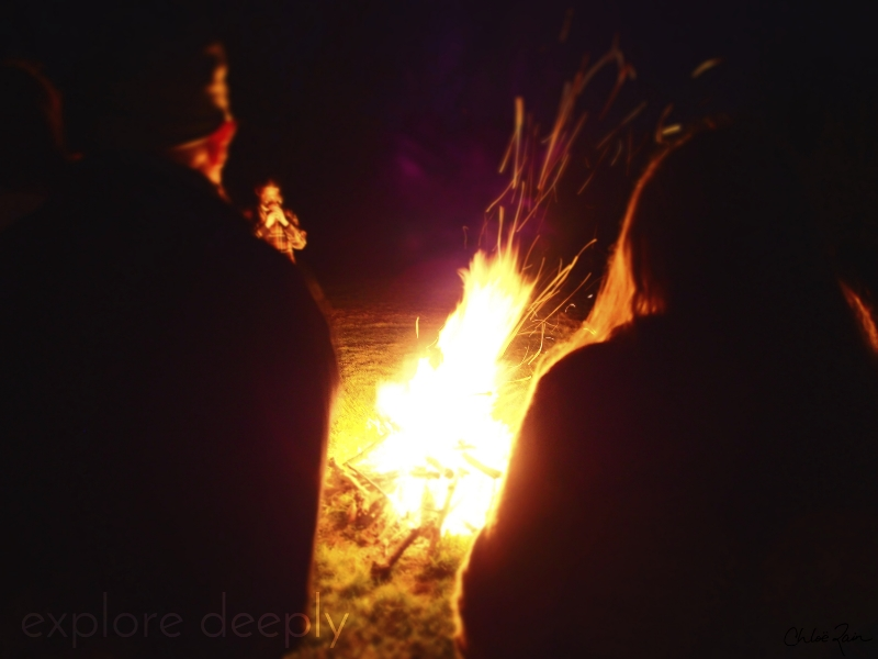 Beltane Fire Festival Photos