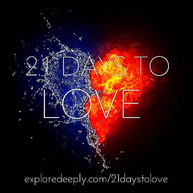 21 Days to Love Program Course Explore Deeply Chloe Rain