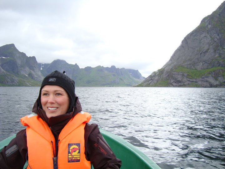 Arctic Circle, Lofoten Islands, Norway