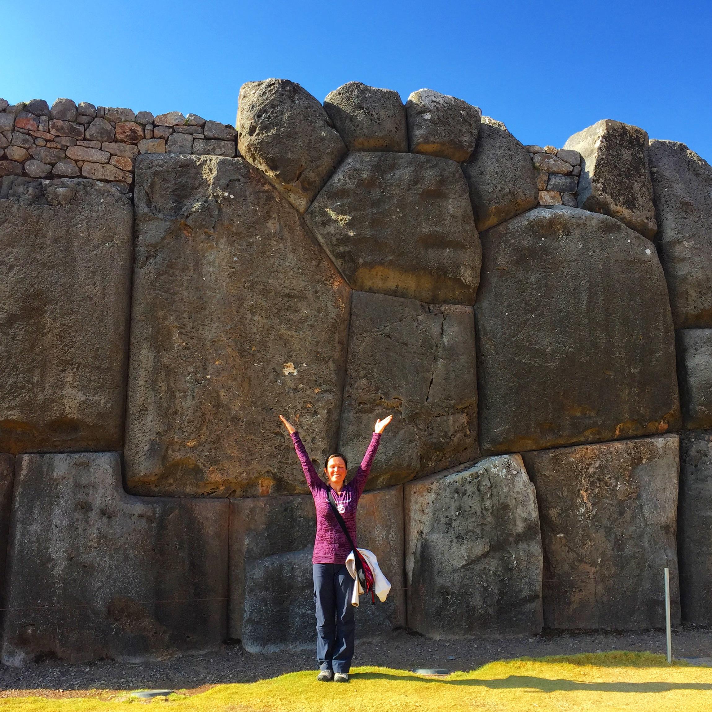 Sacsayhuaman: Cuzco Peru