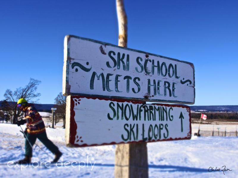 Whitegrass Ski Touring Center