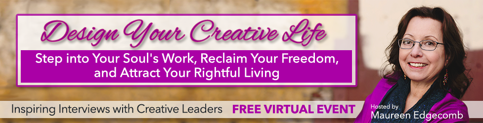 Design Your Creative Life TeleSummit