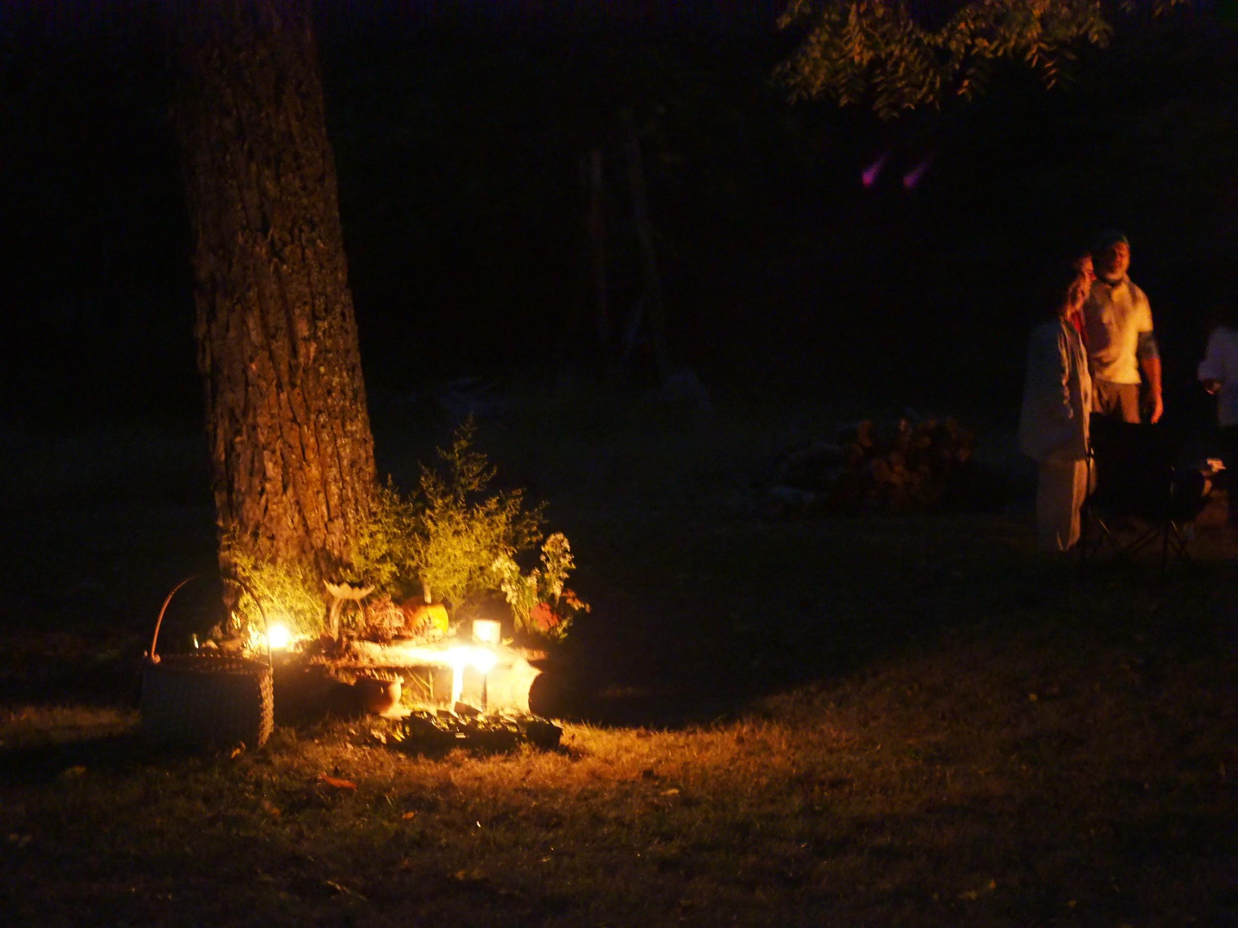 Full Moon Fire Ceremonies