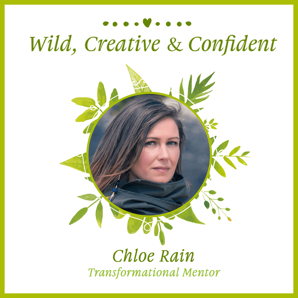 Wild Creative & Confident: Free Video Series on Creativity : Chloe Rain Explore Deeply