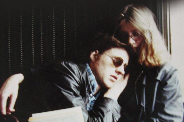 Stieg & Eva in 1980
