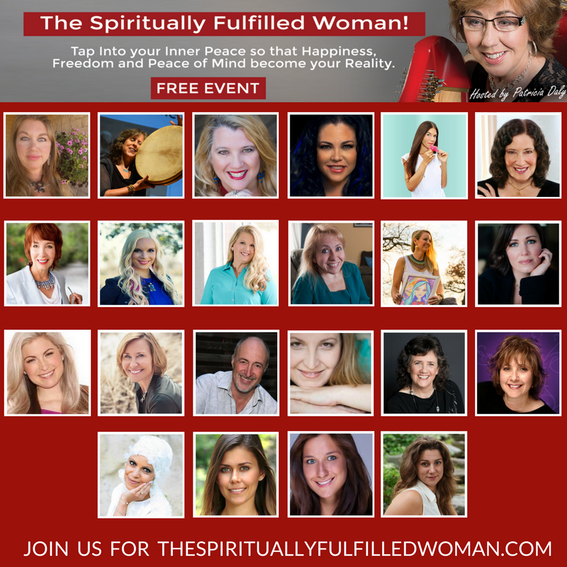 The Spiritually Fulfilled Woman Online Summit Telesummit