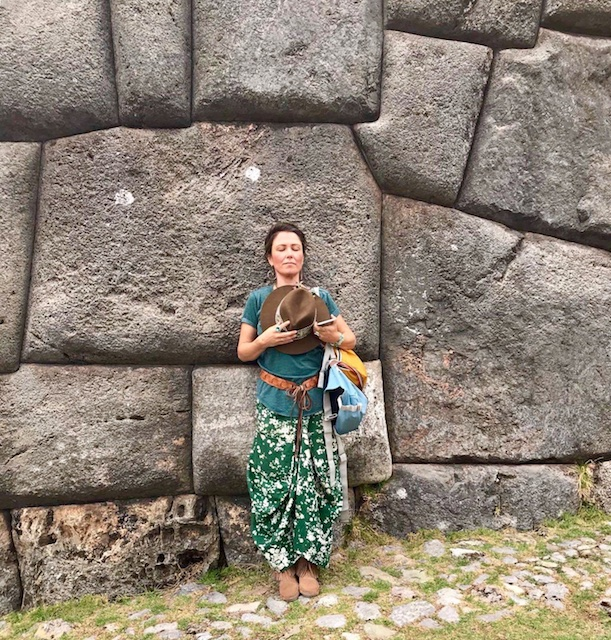 The Stones of Sacsayhuaman