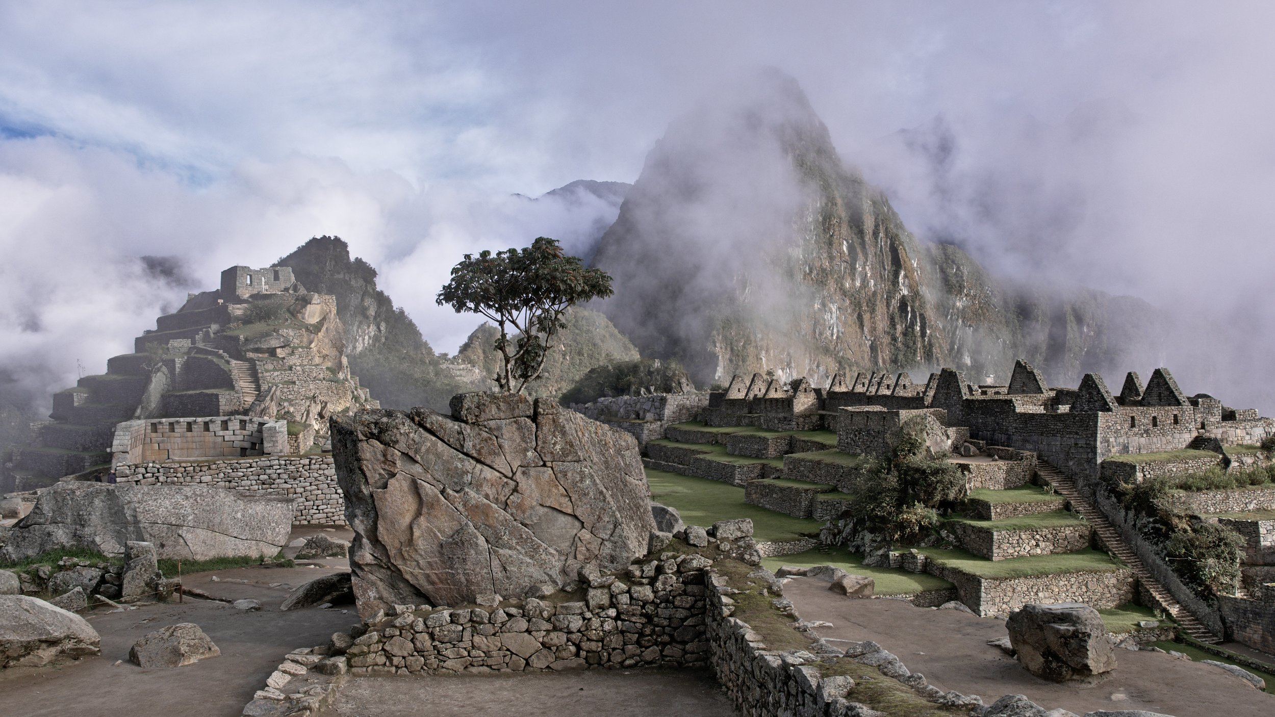 2018 Spiritual Pilgrimage to Peru - March 2018 & October 2018