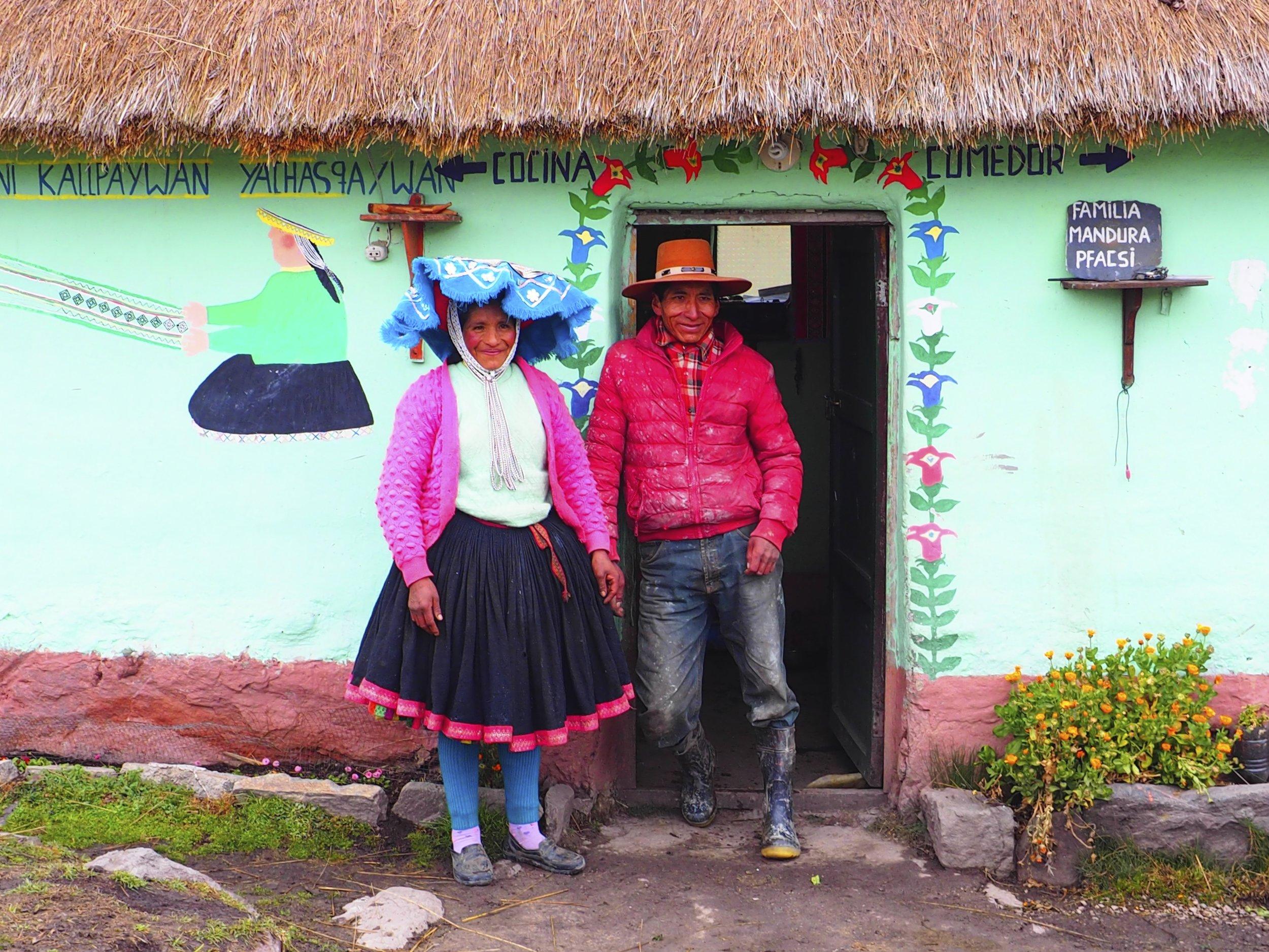Apu Ausangate Spiritual Pilgrimage