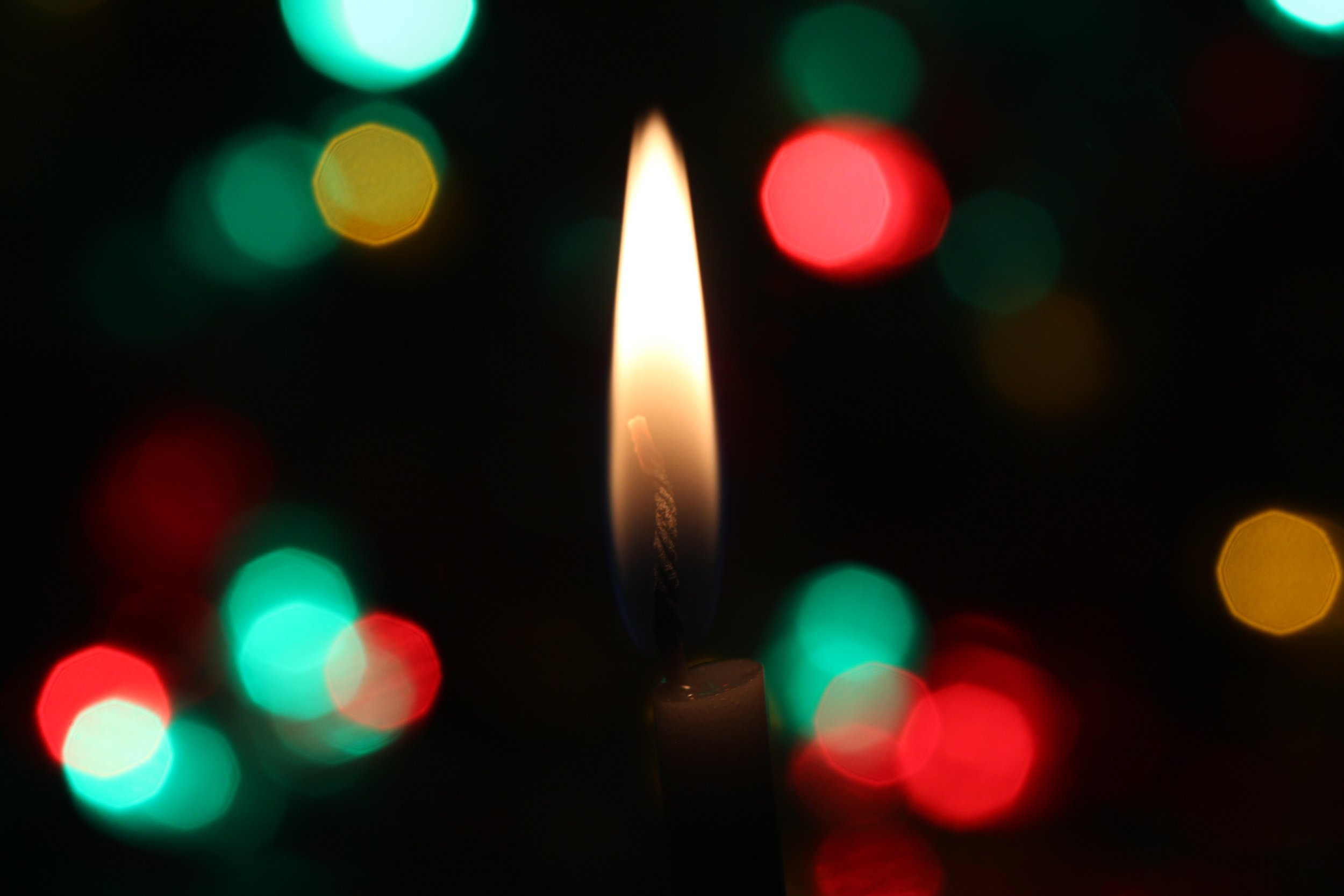 Festive Candle Lights for Winter Solstice 2017