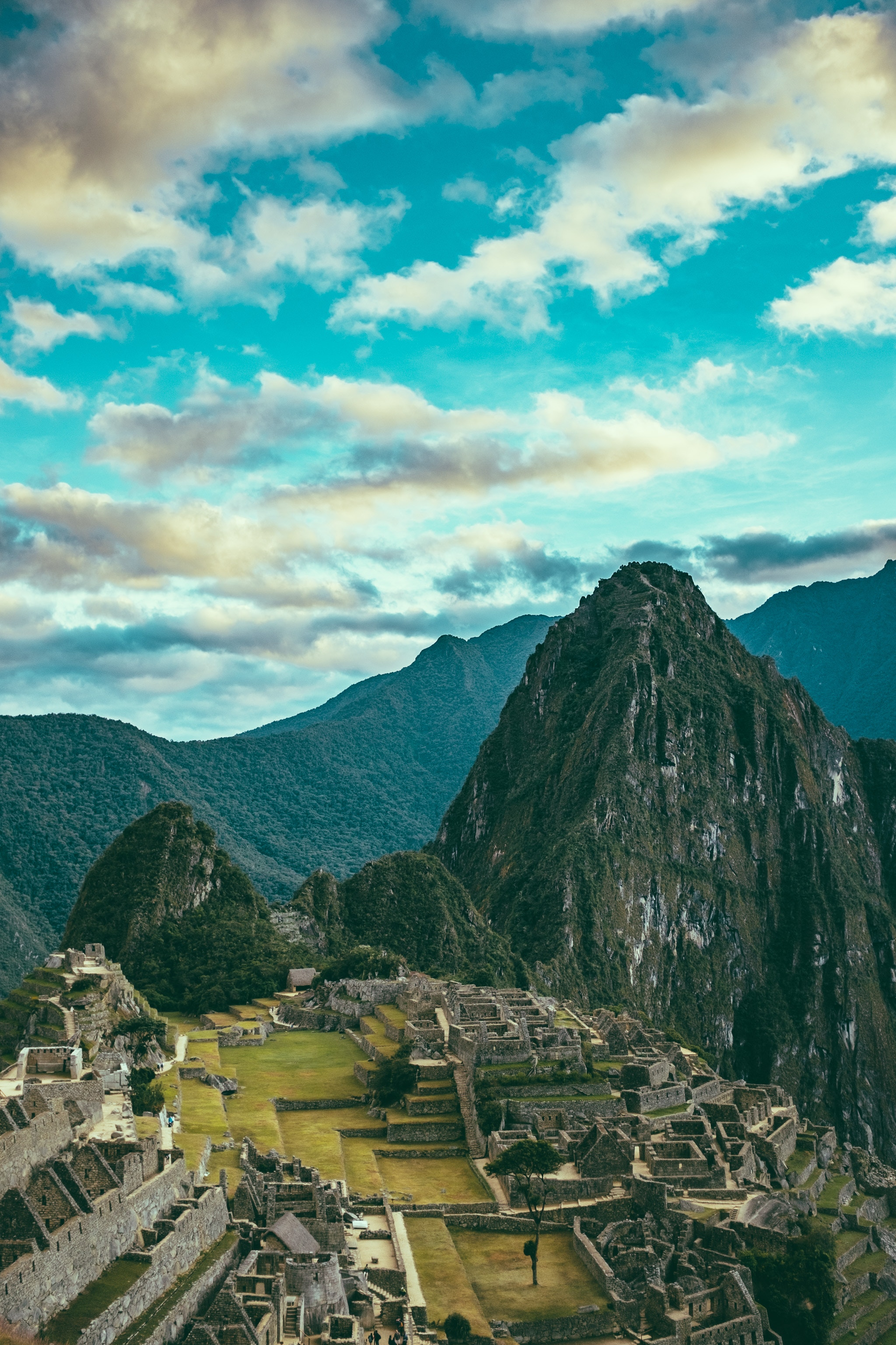 Spiritual Journey to Peru - Machu Picchu & Indigenous Healing CeremonyOctober 13-20, 2018
