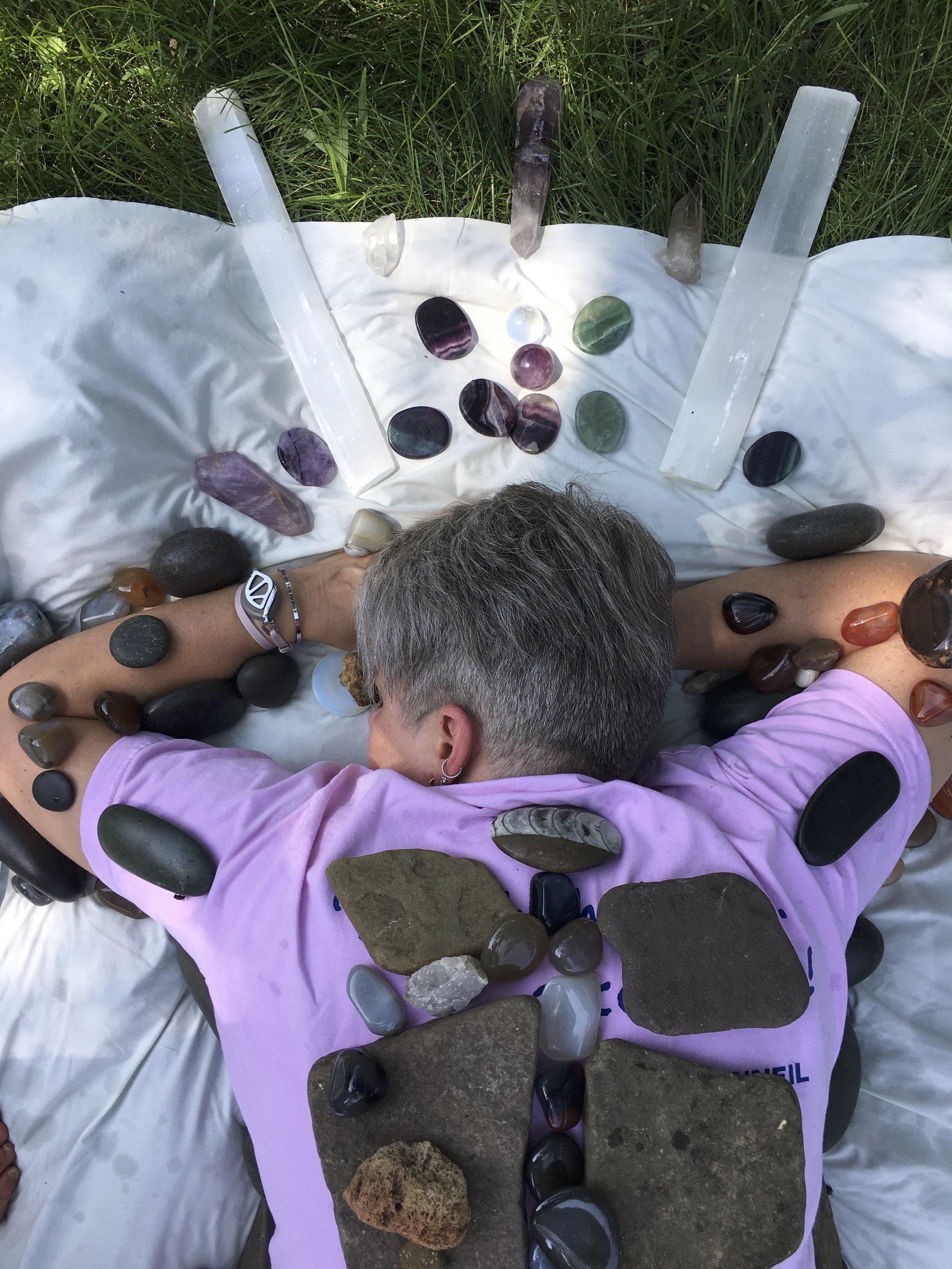 Stone Medicine on the Land