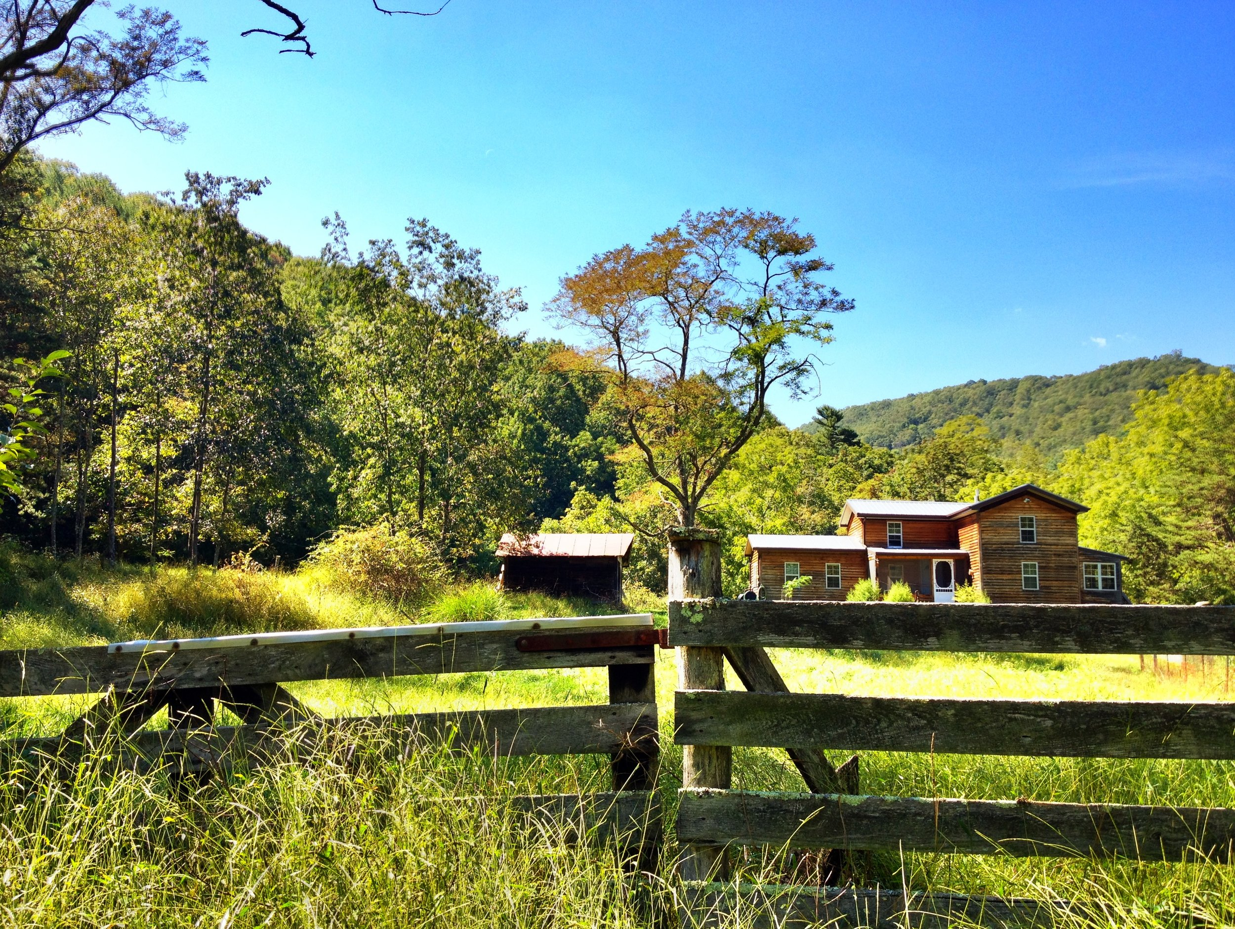 Skywater Retreat — 119 Year Old Homestead