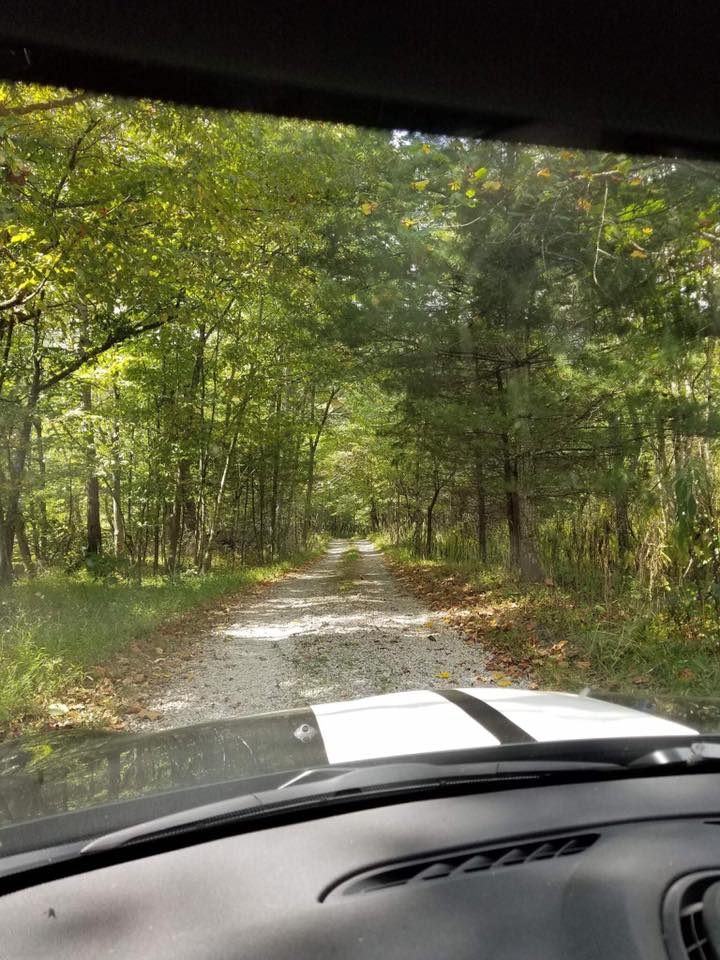 Dirt Road (a little more than 1/2 mile)