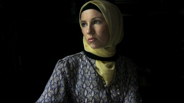 """Rebecca Kay:   """"You don't understand the pressure cooker we're in and the interference that the AFP and ASIO have, and the fear that they create, and how they stalk – and I can say stalk with confidence – members of our community and instil fear in their families and ostracise them from their workplace and the people they know, so they become paranoid and they don't interact with anyone."""""""