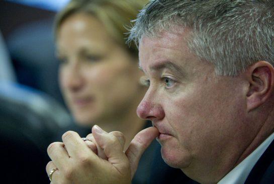 Toronto Councillor Paul Ainslie. Photo: The Toronto Star