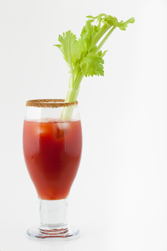 35. The Bloody Caesar - invented in Calgary in 1969.