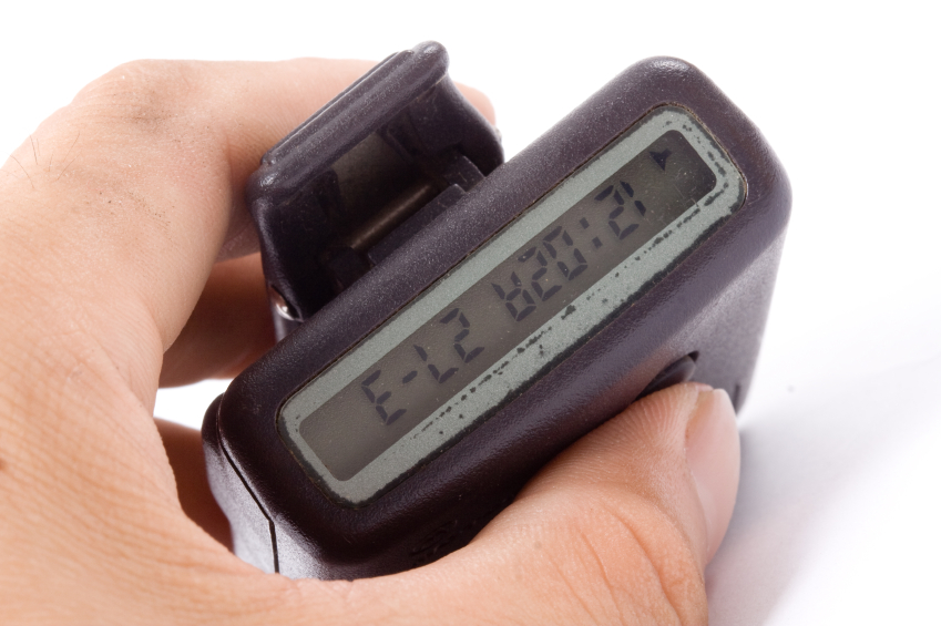41. The pager - invented by Alfred J. Gross in 1949.