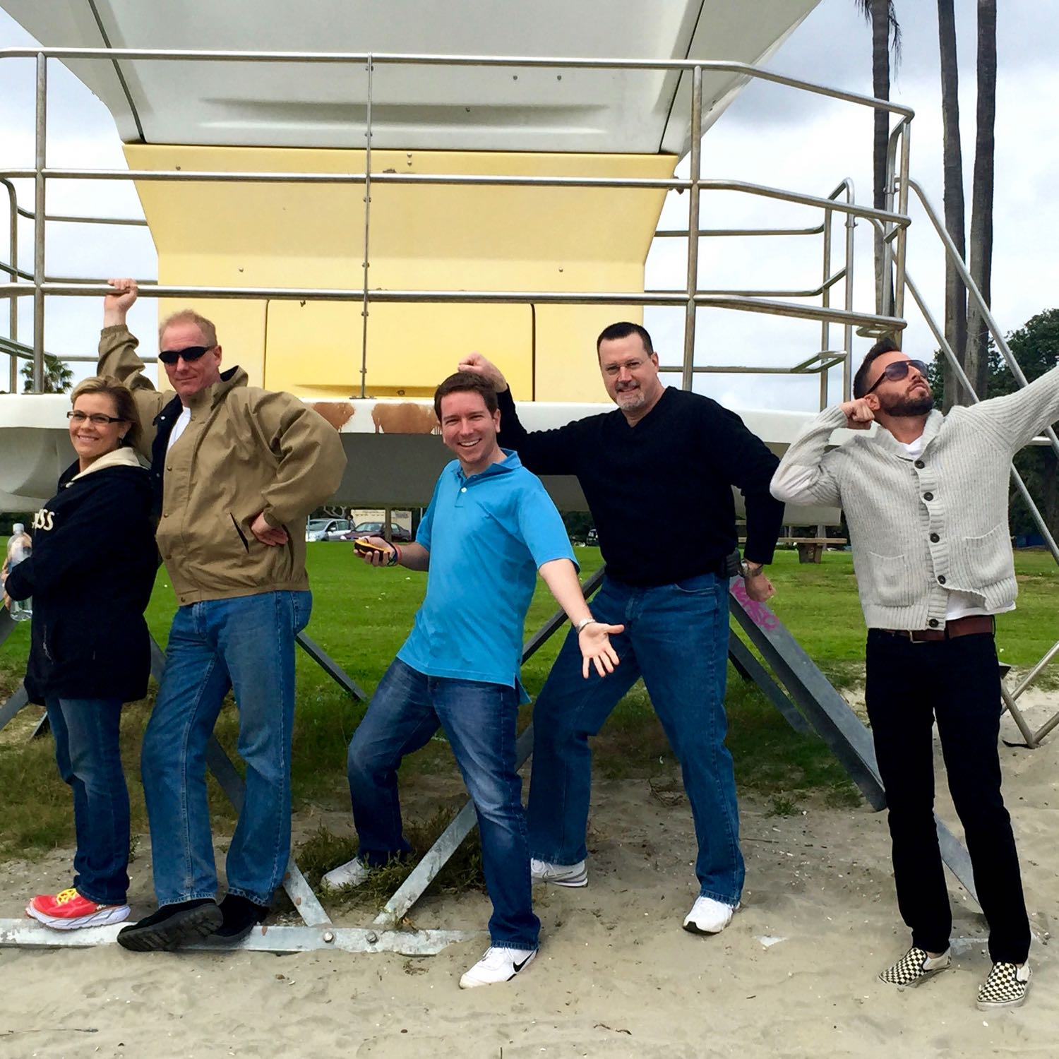 corporate team building events in Los Angeles