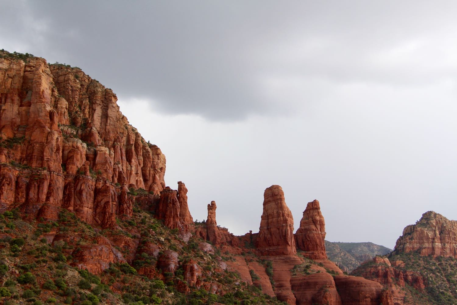The red rocks of Sedona provide an inspiring backdrop for your Arizona team building event
