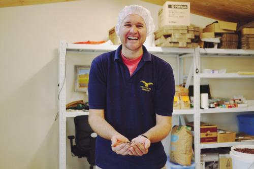 Luke Spencer.. Chocolate Maker