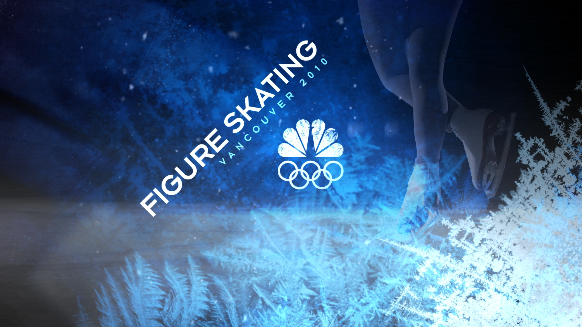 motion graphic design   Vancouver 2010 Olympics