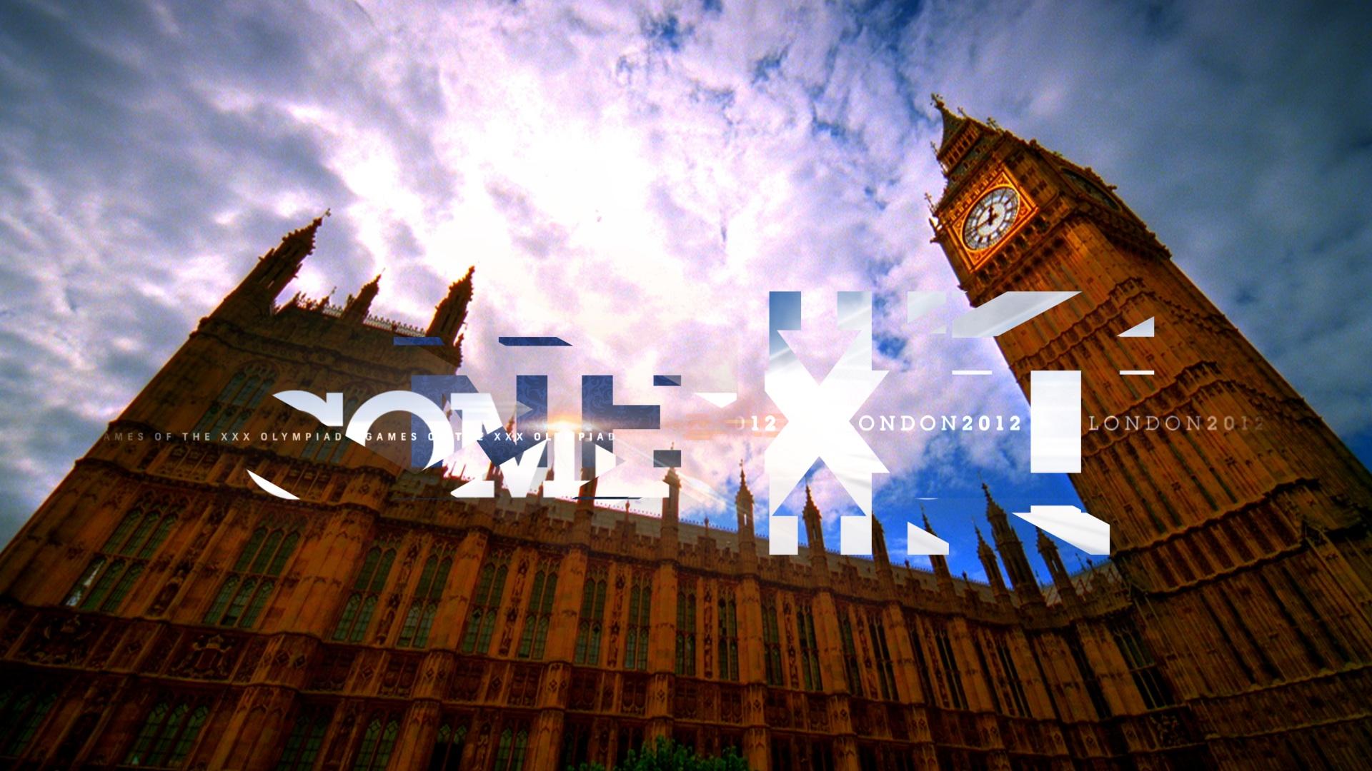 motion graphic design | London 2012 Olympics | jonberrydesign