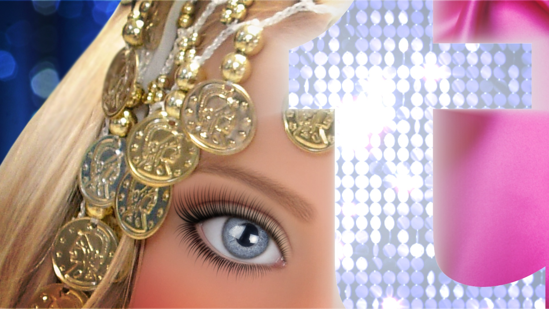 tv show title design | Toddlers & Tiaras | jonberrydesign