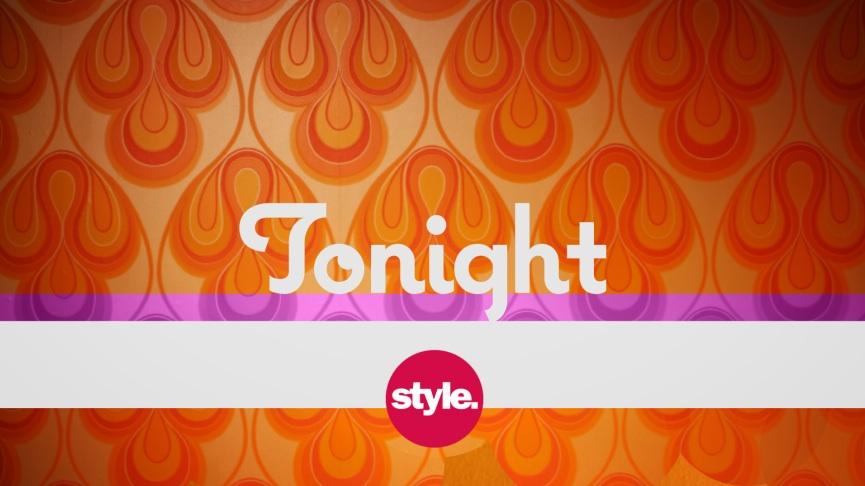 tv motion graphics | Style Network | jonberrydesign