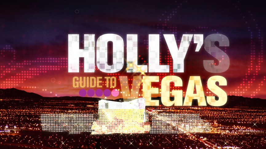 video graphics | Hollys Guide to Vegas | jonberrydesign