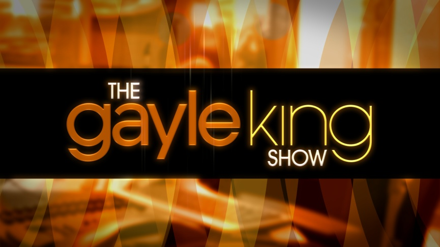 main title logo design | The Gayle King Show | jonberrydesign