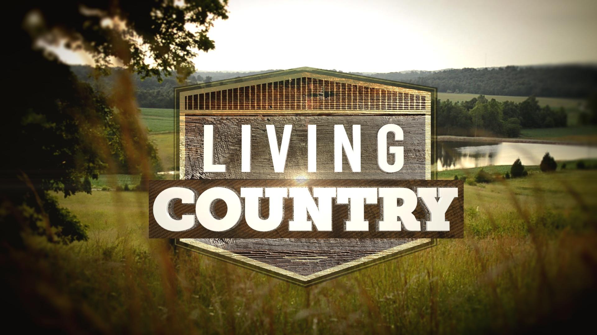LIVING COUNTRY - HGTV   TLC