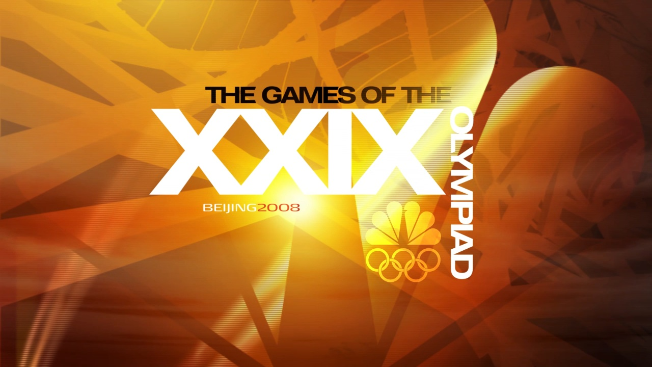 motion graphic design | Beijing 2008 Olympic Games | jonberrydesign reel