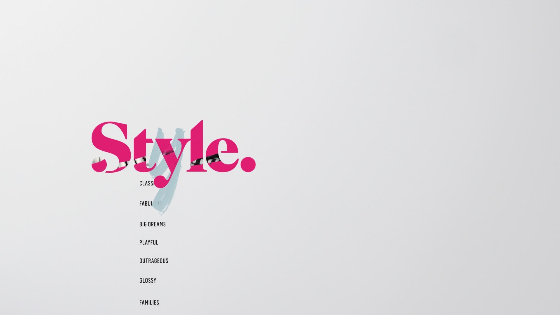 UPFRONTS - STYLE NETWORK
