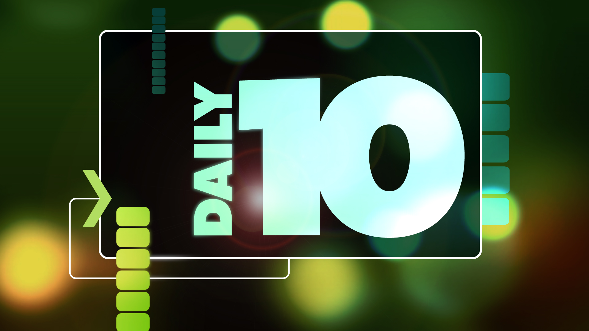 DAILY 10 - E! ENTERTAIMENT TELEVISION