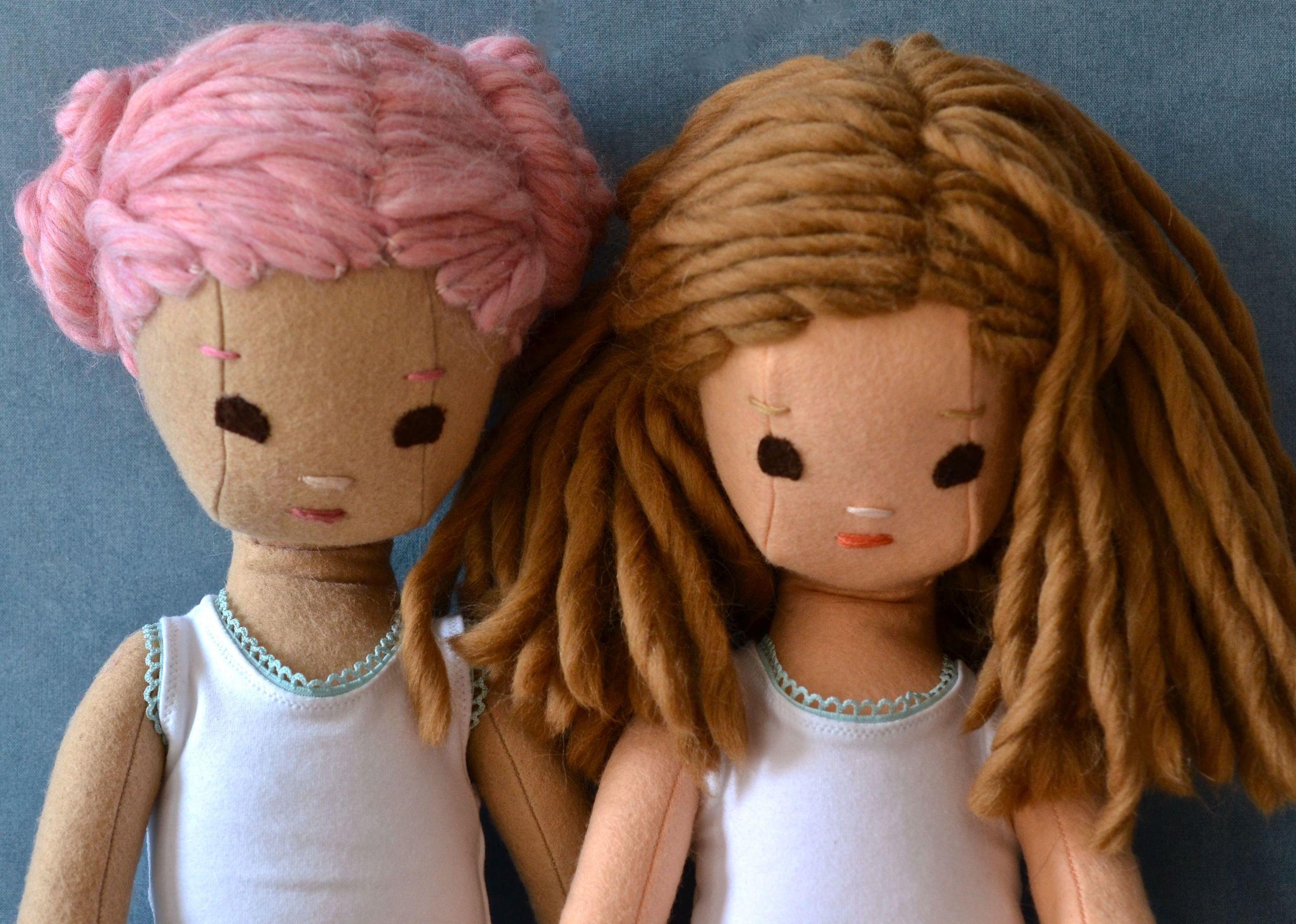 Two new Phoebe dolls1.jpg