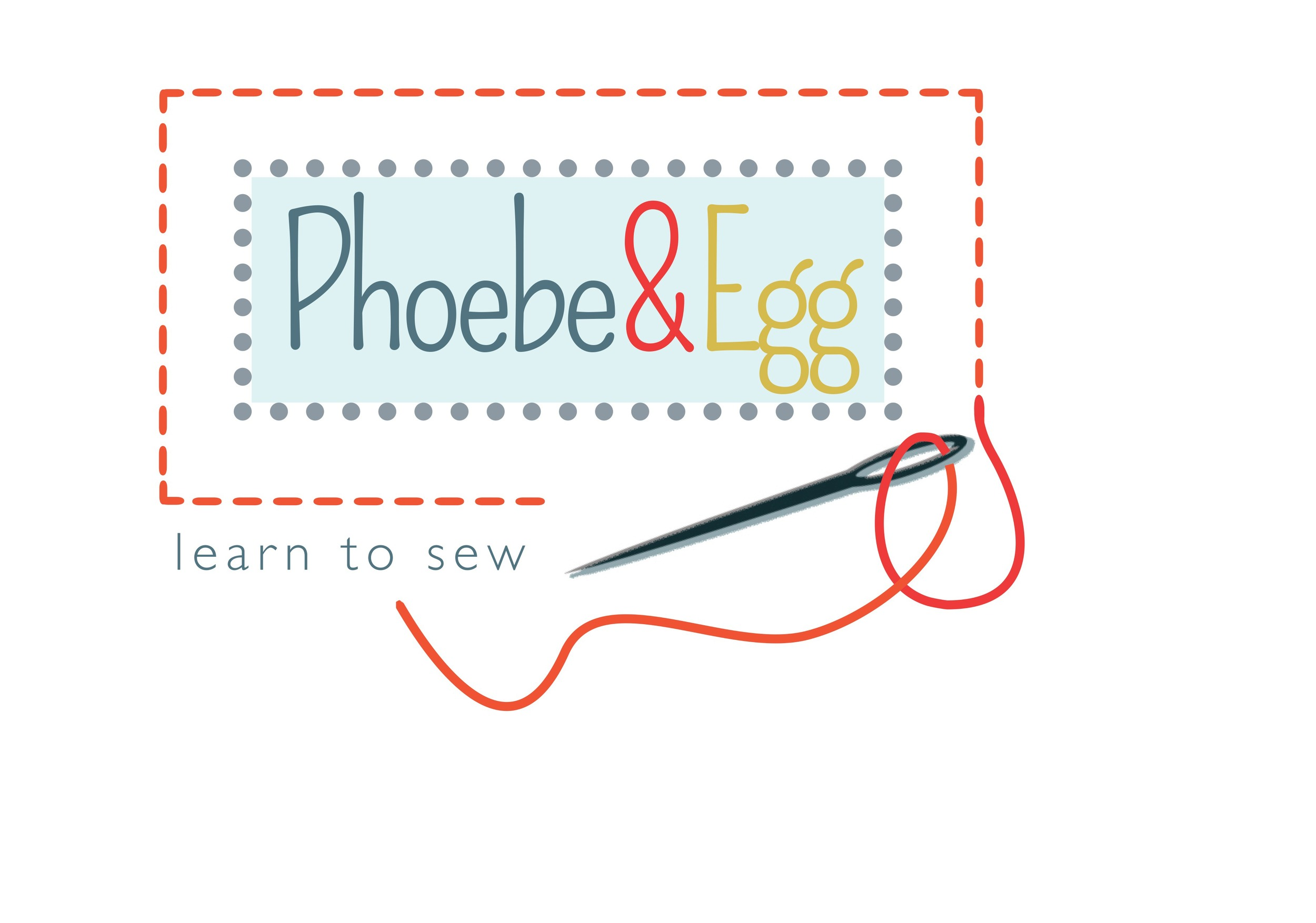The beginning of a sewing series for Phoebe (and maybe Egg)