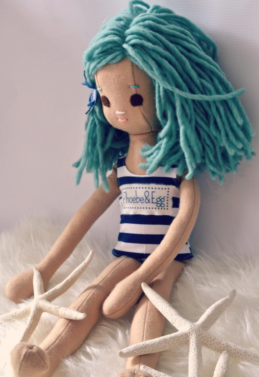mermaid in bathing suit