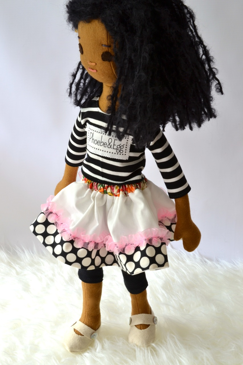 Doll Twirl Skirt Outfit