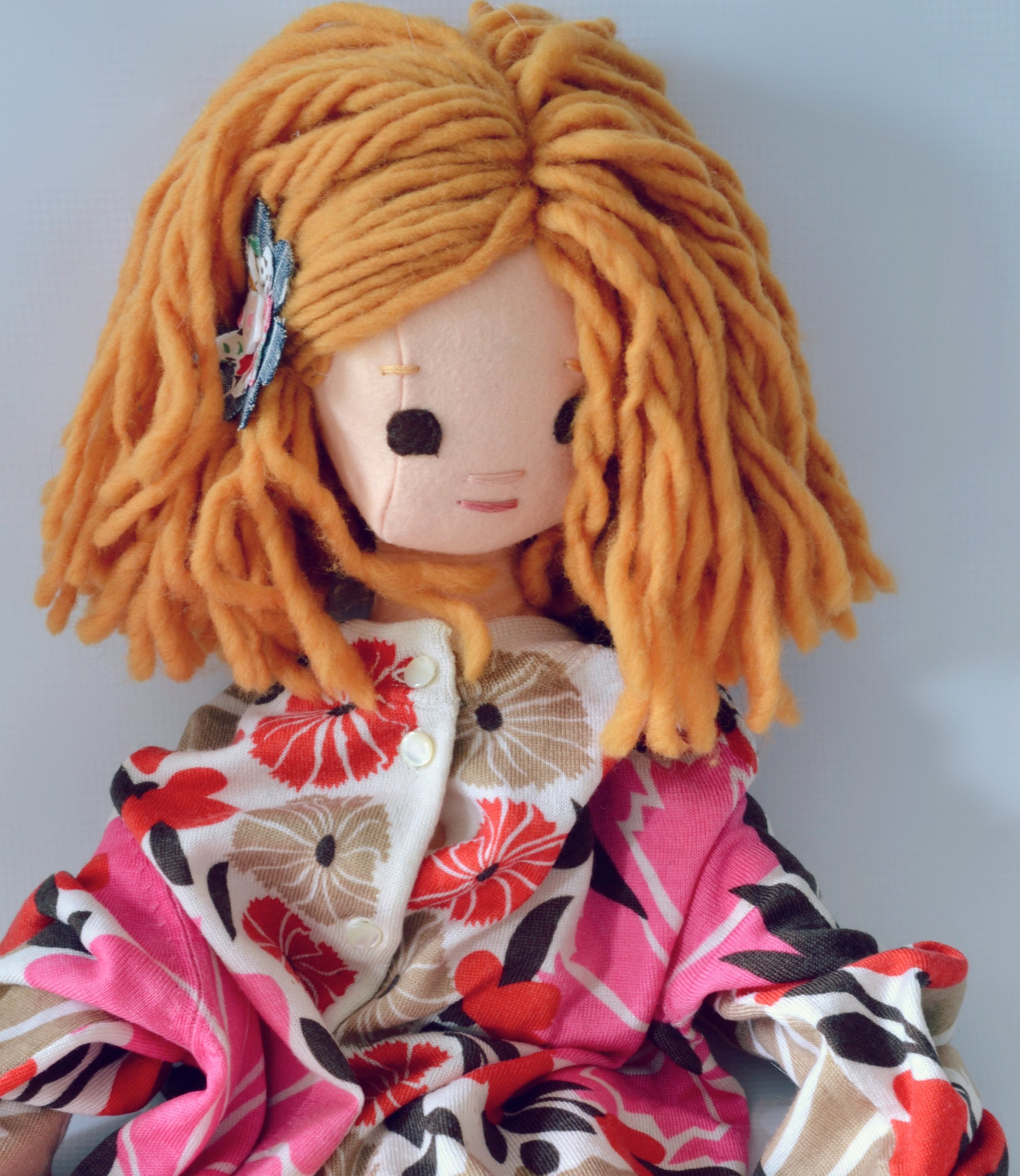 Doll in upcycled sweater1PM.jpg