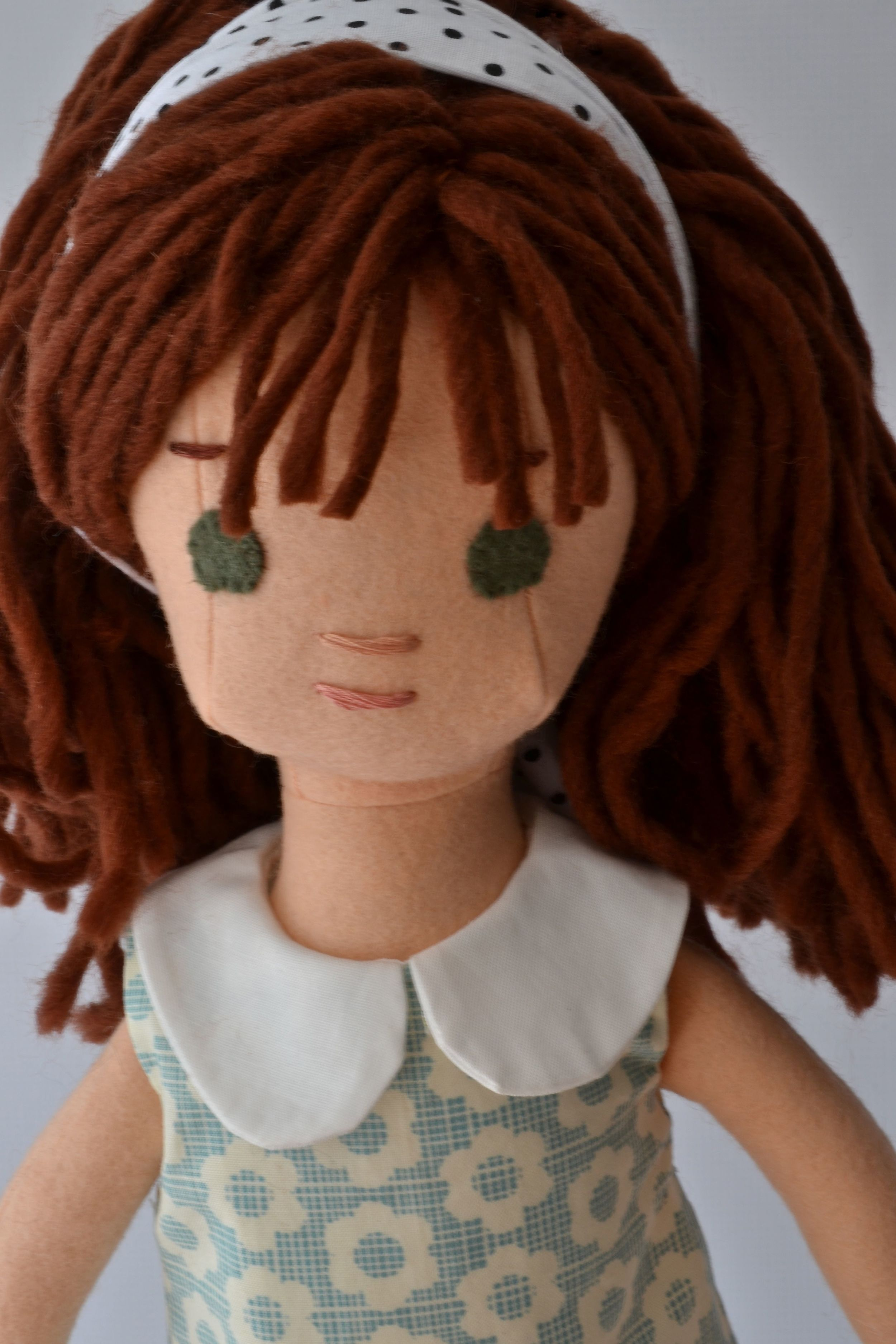 New doll rocking the bangs
