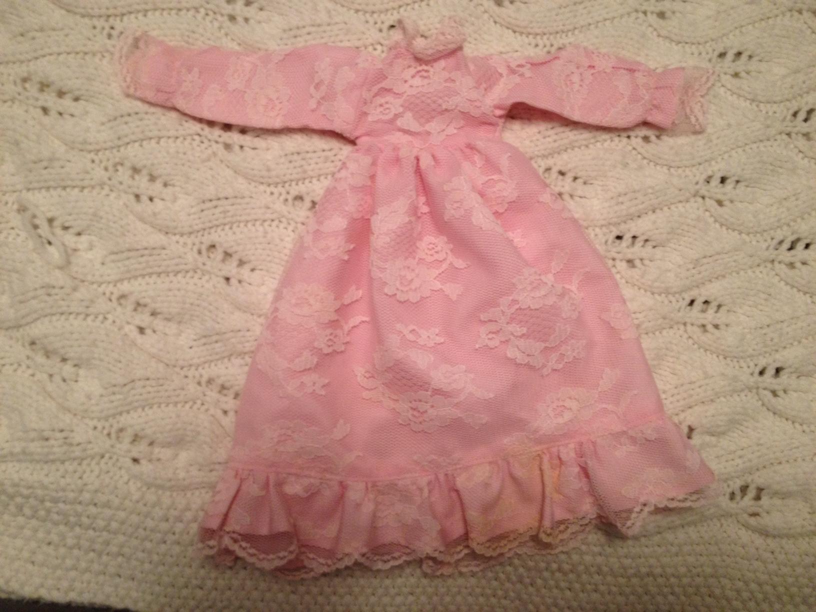 Handmade Doll Dress #1