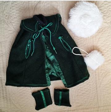 Handmade Doll Dress #5