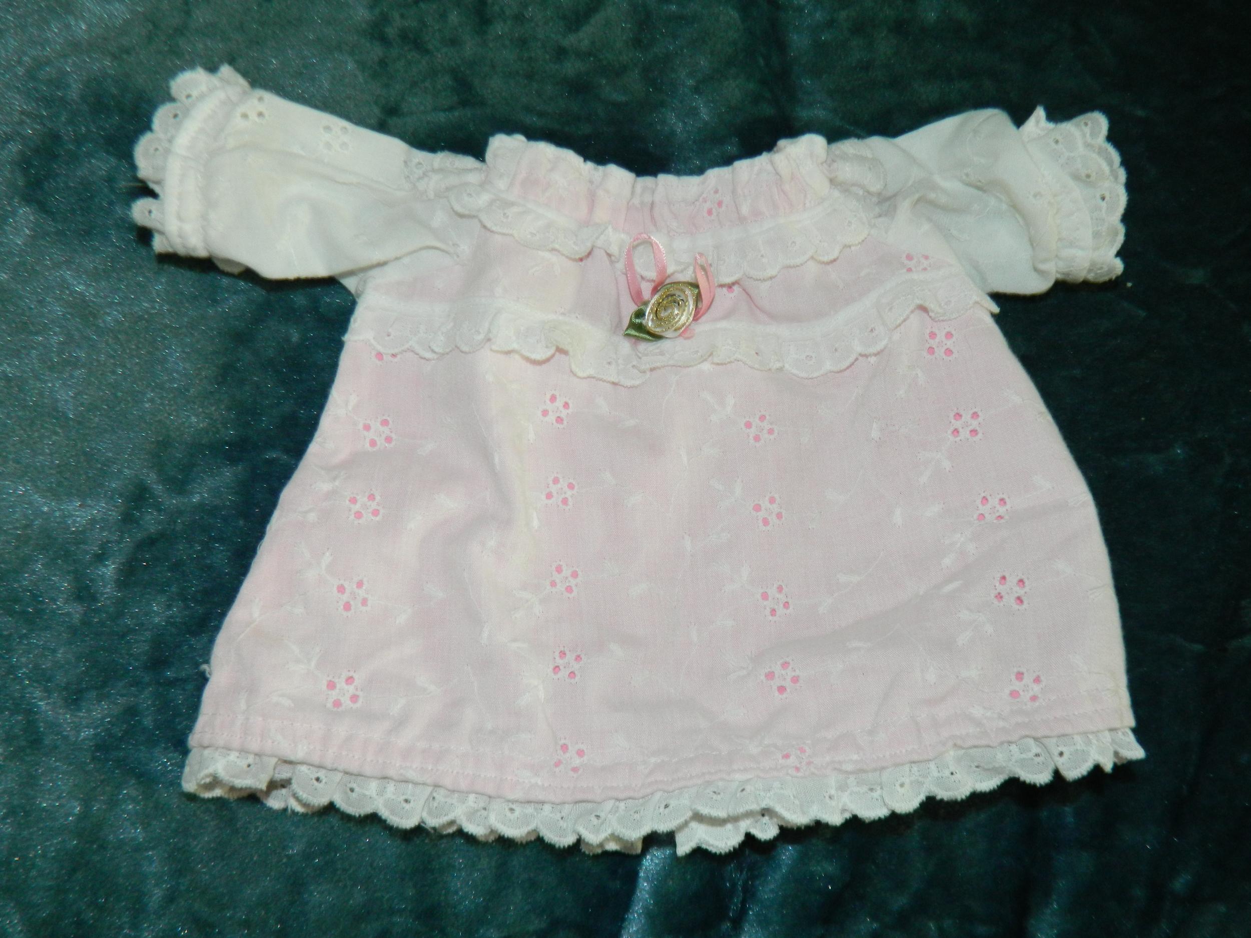 Handmade Doll Dress #6